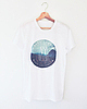 Happy camper t shirt 590 small