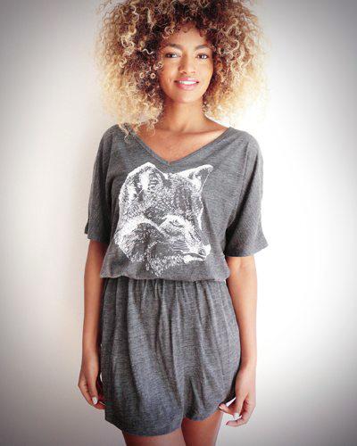 Fuchs Kleid