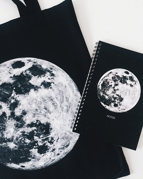Moon Notepad