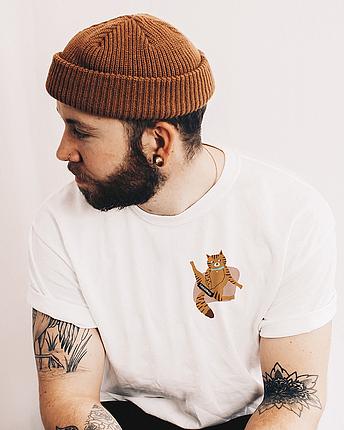 """Cat Shirt """"Porny"""""""