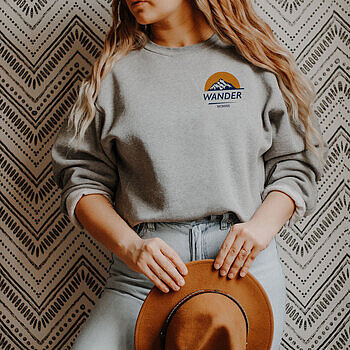 Wander Woman Sweatshirt