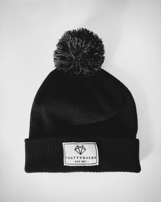 prettysucks Patch Beanie