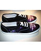 Galaxy print sneaker 143 small
