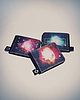 Galaxy planets wallet 387 small