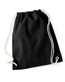 Gym bag black 67 medium