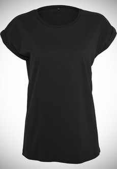 Basic woman shirt black 76 medium